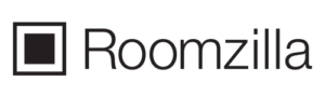 Roomzilla logo black