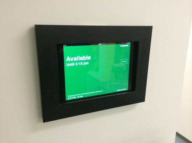 How To Mount Your Conference Room Schedule Display