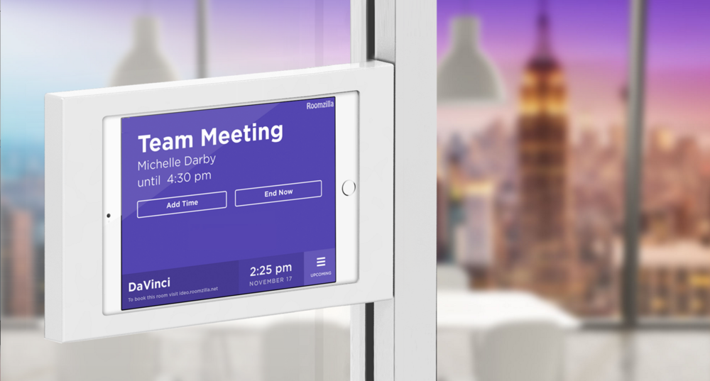 Roomzilla Blog | How Room Scheduling Displays Can Change Your Office